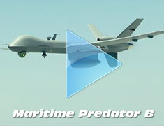 Maritime Predator B Video